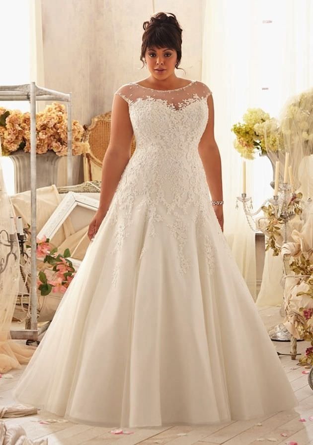five great wedding dress tips for curvy brides weddingdash Wedding Dresses For Short Curvy Brides