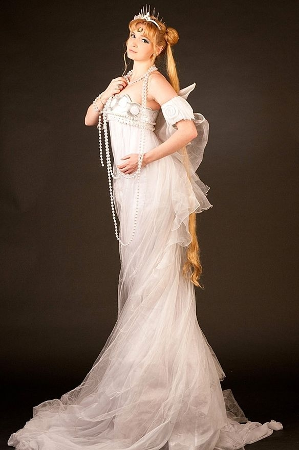 found princess serenity from sailor moon sailor moon Princess Serenity Wedding Dress