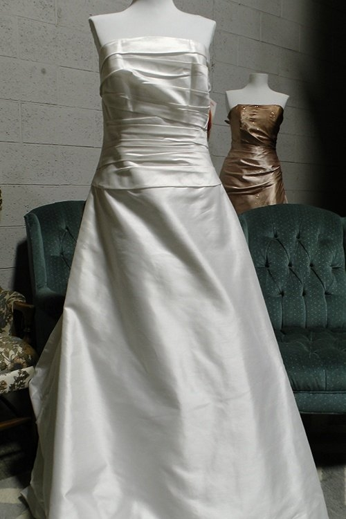 goodwill bridal and bridesmaid gown event Goodwill Wedding Dresses