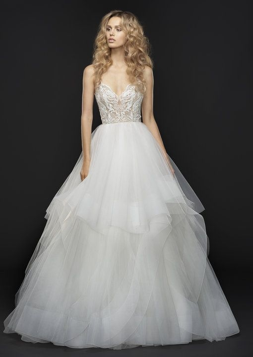 hayley paige jax dress is now available at schaffers Wedding Dresses Scottsdale