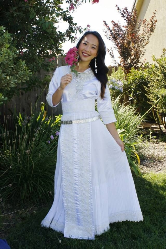 hmong wedding dress fashion dresses Hmong Wedding Dress