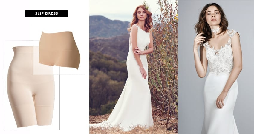 how to choose the best undergarments for your wedding dress Undergarment For Wedding Dress