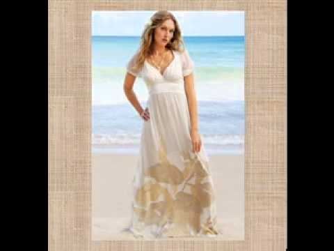 informal beach wedding dresses casual mybestweddingplan Informal Beach Wedding Dresses Casual