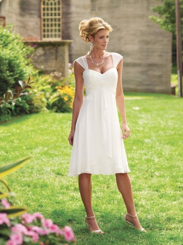 informal wedding dresses from for your beach casual Informal Beach Wedding Dresses Casual