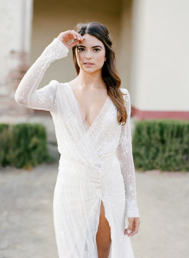 inspiration every eloping couple should see wedding Wedding Dresses For Eloping
