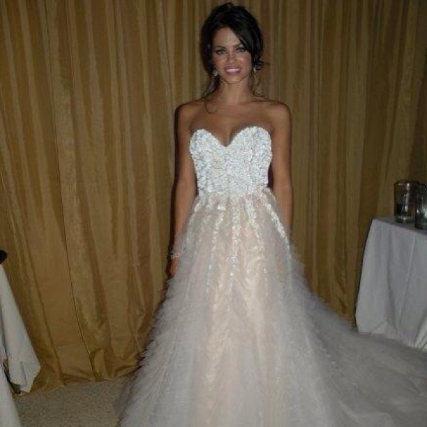 jenna dewan tatum says she is saving her wedding dress for Jenna Dewan Wedding Dress