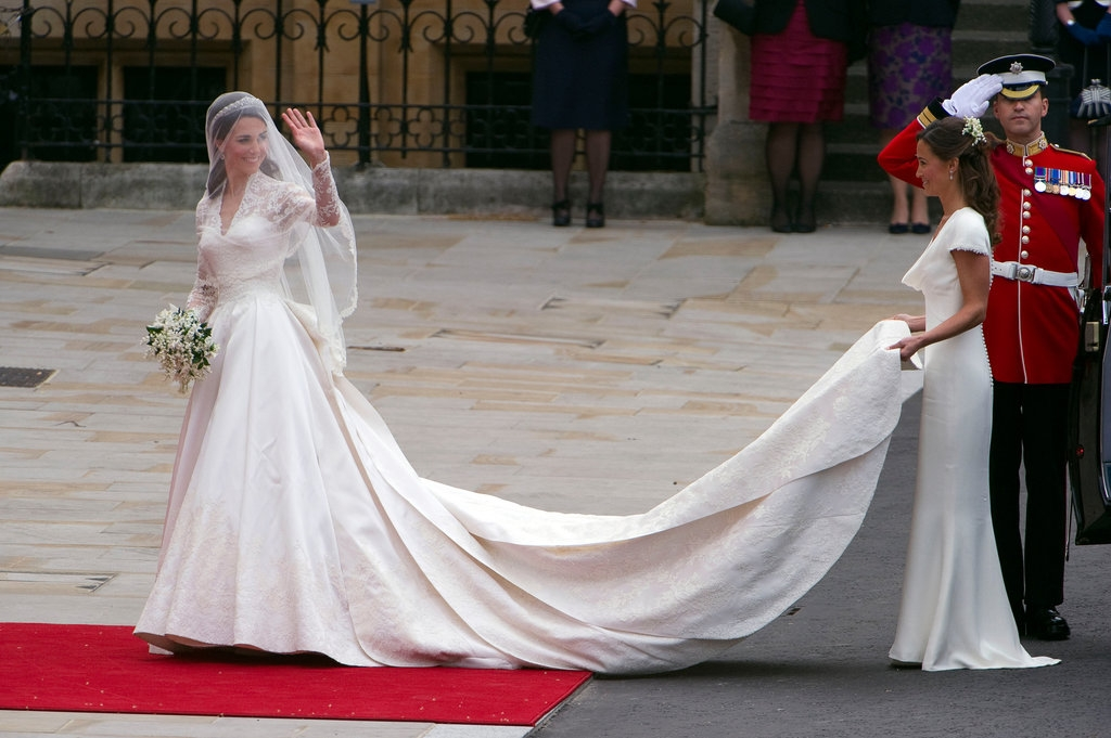 kate middletons dress is a flawless success the new york Princess Kates Wedding Dress