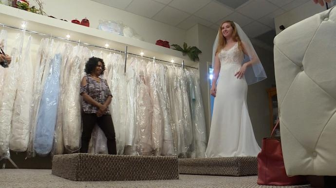 killeen military and first responder brides get free Wedding Dresses Killeen Tx