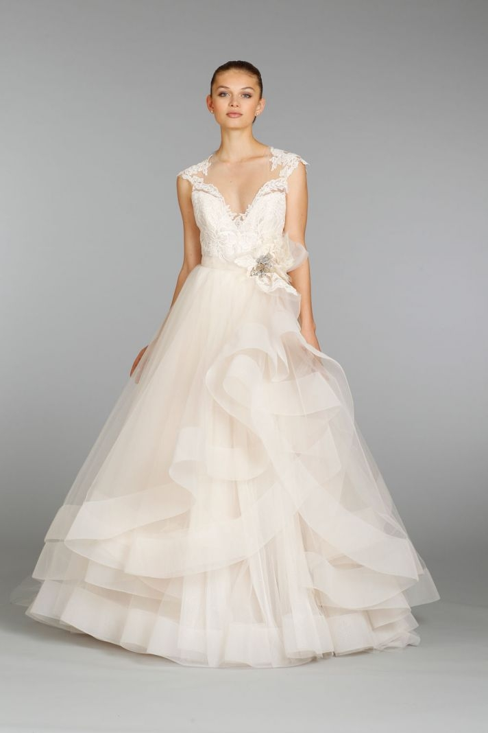 lazaro gowns dressedupgirl Lazaro Wedding Dresses Website