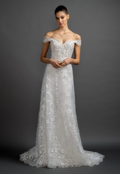 lazaro kleinfeld bridal Lazaro Wedding Dresses Website