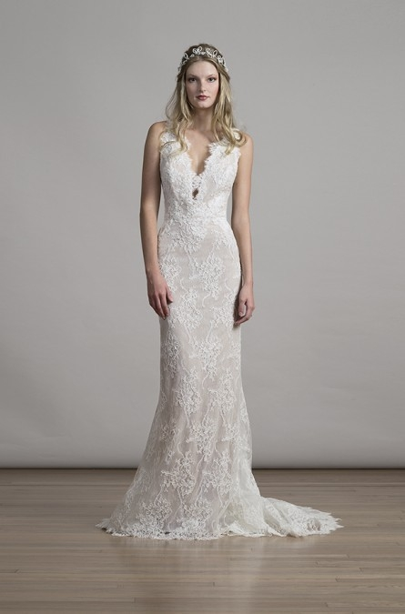 liancarlo new 6870 size 6 Liancarlo Wedding Dresses