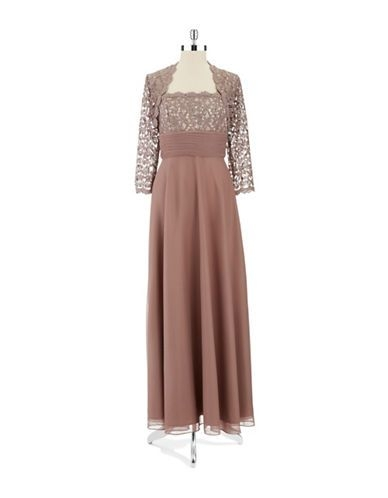 lord and taylor cachet lace jacket dress dresses clothes Lord And Taylor Dresses For Weddings