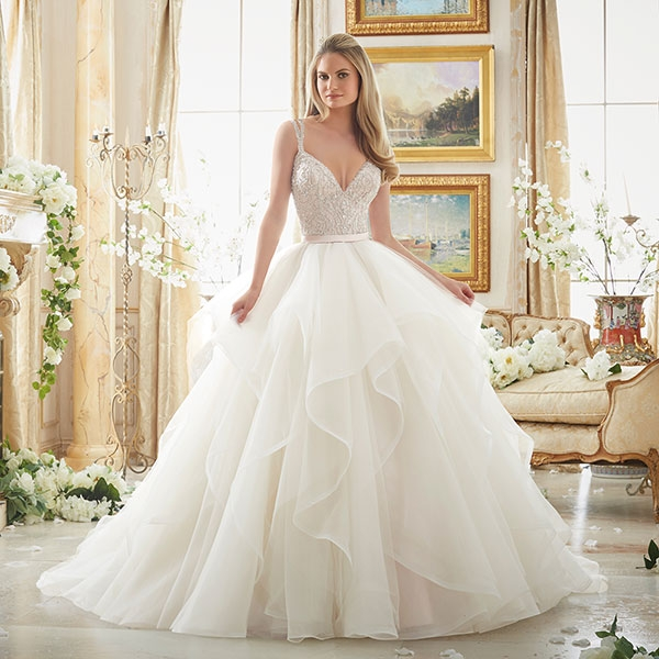 luxury wedding dresses madeline gardner morilee Madeline Gardner Wedding Dress