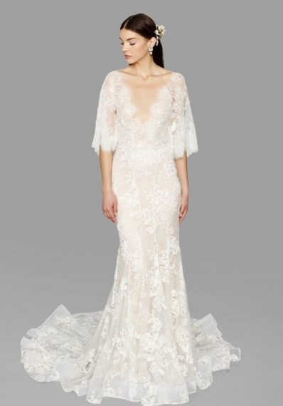 marchesa gabriella new york bridal salon Marchesa Wedding Dress Pretty