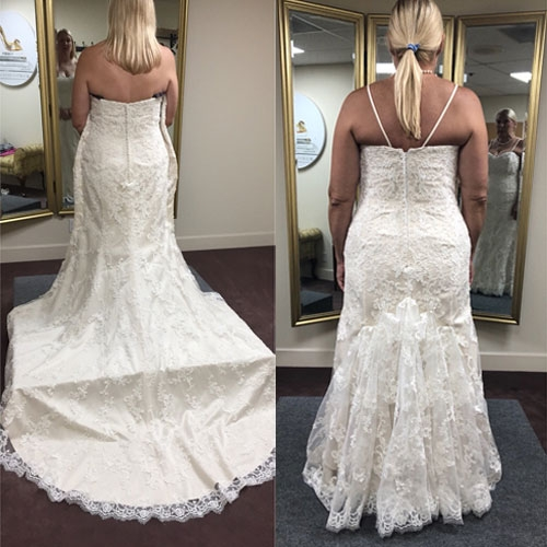 Margarets Bridal Services Gown Cleaning And Preservation