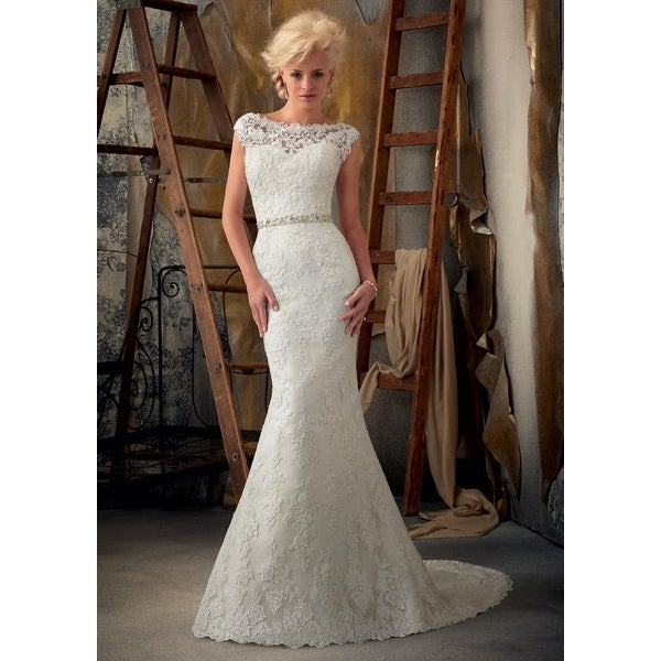 mori lee bridal gowns Overstock Wedding Dresses