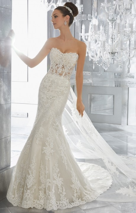 morilee bridal 5572 Mori Lee Blu Wedding Dresses