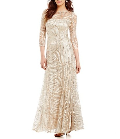 mother of the bride dresses gowns dillards Dillards Dresses For Wedding