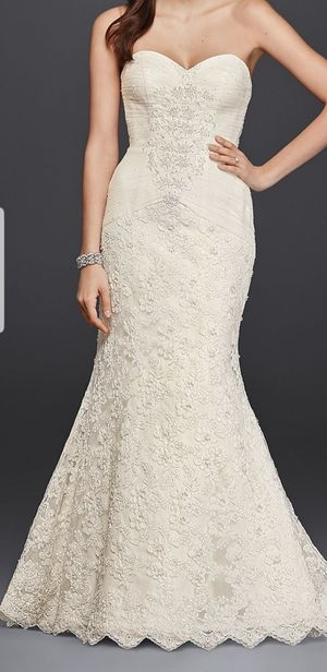new and used mermaid dress for sale in arlington tx offerup Wedding Dresses In Arlington Tx