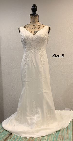 new and used wedding dress for sale in arlington tx offerup Wedding Dresses Arlington Tx