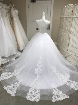 new and used wedding dress for sale in elk grove ca offerup Wedding Dresses Sacramento Ca