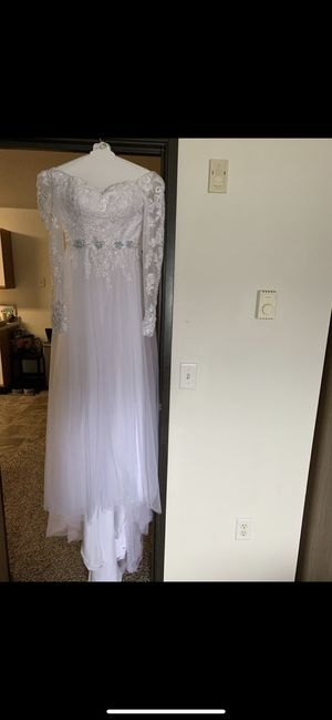 new and used wedding dress for sale in fargo nd offerup Wedding Dresses Fargo Nd