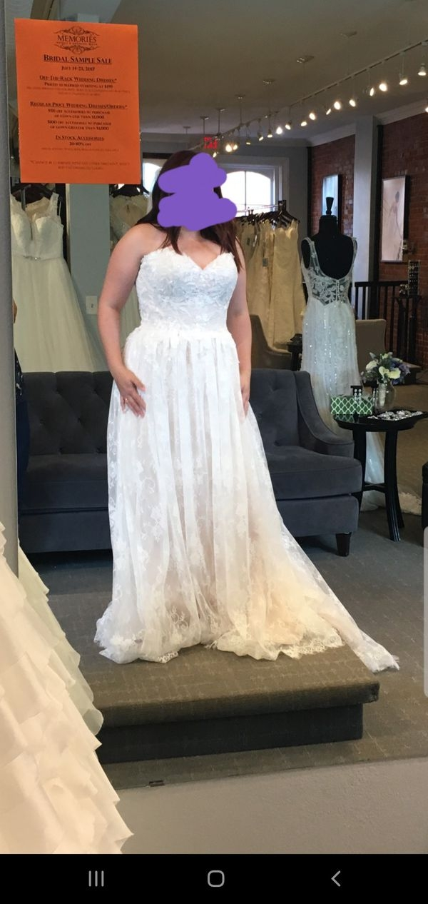 new and used wedding dress for sale in kalamazoo mi offerup Wedding Dresses Kalamazoo Mi