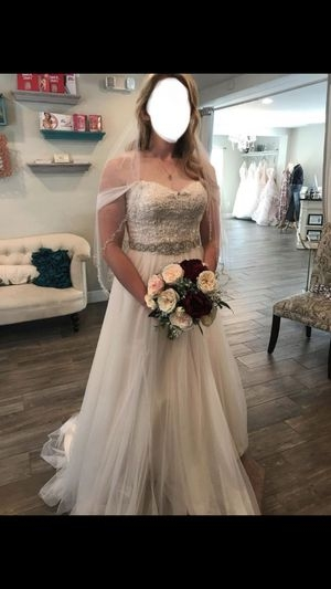 new and used wedding dress for sale in lakeland fl offerup Wedding Dresses Lakeland Fl