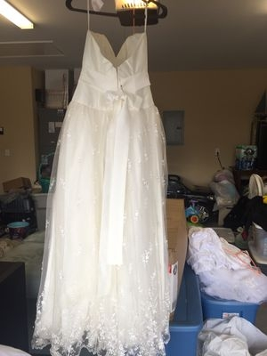 new and used wedding dress for sale in panama city fl offerup Wedding Dresses Panama City Fl
