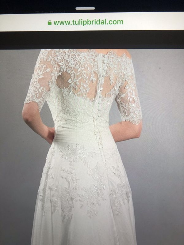 new and used wedding dress for sale in roanoke va offerup Wedding Dresses Roanoke Va