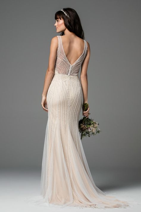 oceana gown from willow watters is available at Wedding Dresses Vancouver Wa