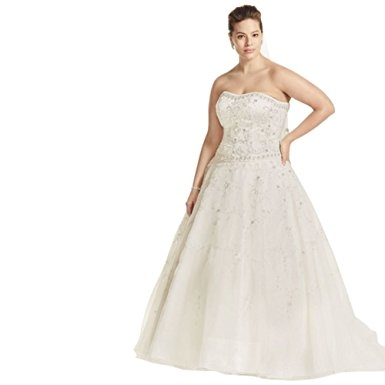 oleg cassini wedding gown size 12 bridal gown size 12 only 70000 Oleg Cassini Wedding Dress