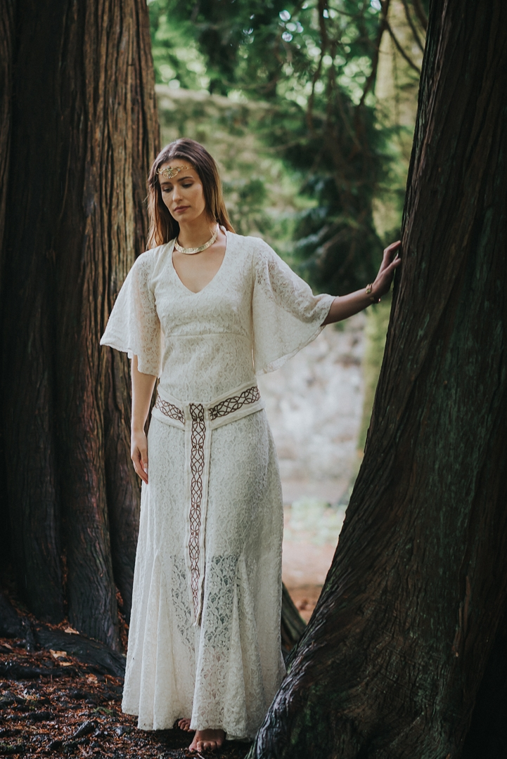 pagan queen handfasting wedding dress free spirit pagan clothing Handfasting Wedding Dresses