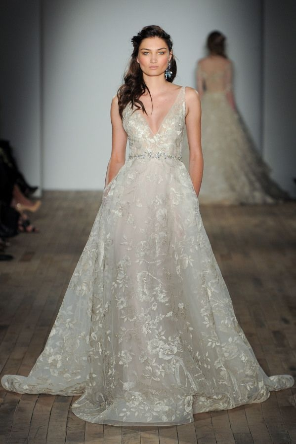 pin on bridal fashion week Lazaro Wedding Dresses Website