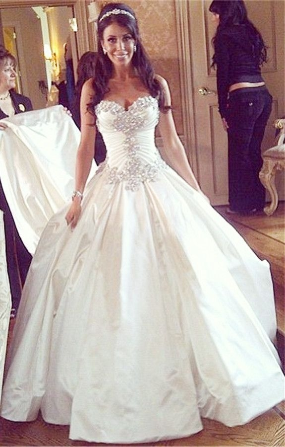 pin on bridal Princes Wedding Dresses