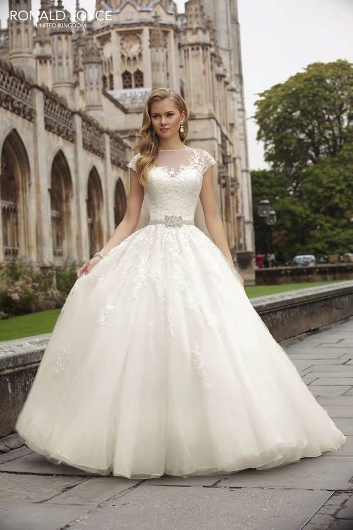 pin on my dream wedding Poofy Wedding Dresses