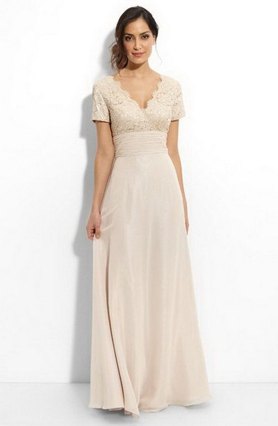 pin on style Wedding Dresses Mature Bride
