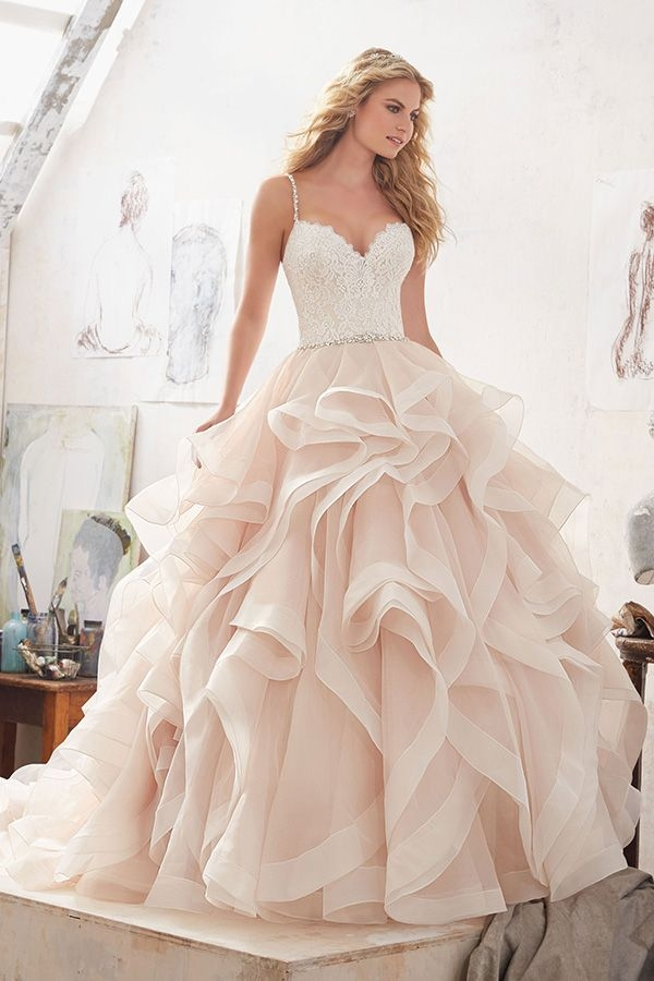 pin on to tie the knot The Knot Lookbook Wedding Dresses