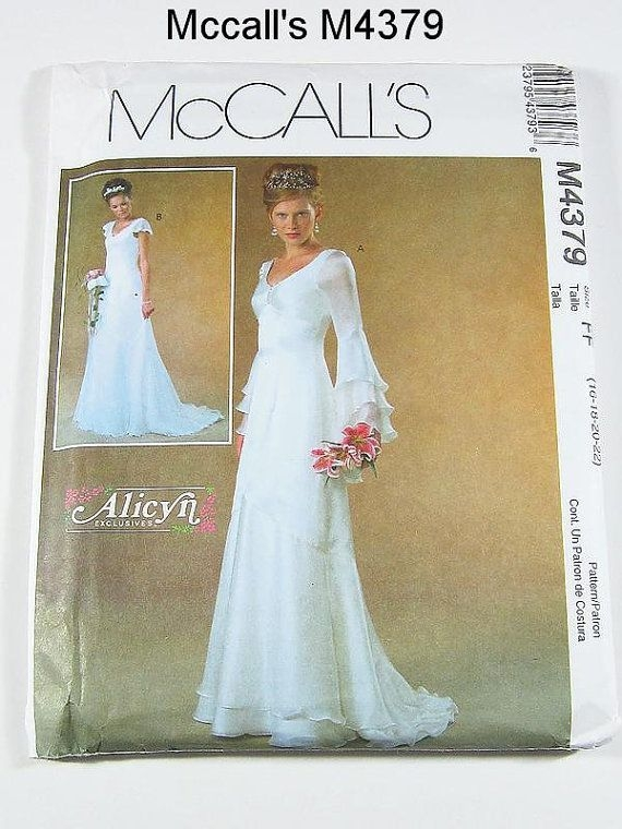 pin on vow renewal Mccall Wedding Dress Patterns