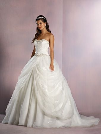 pin on wedding Alfred Angelo Belle Wedding Dress