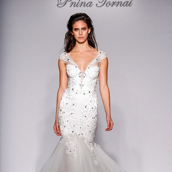 pnina tornai wedding gown Pnina Wedding Dress