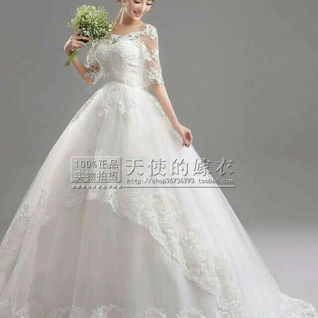preloved wedding dress womens fashion clothes dresses on Preloved Wedding Dresses