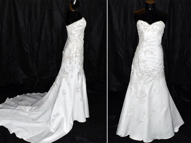 preowned wedding dresses anonymously yours dallas Reselling Wedding Dress