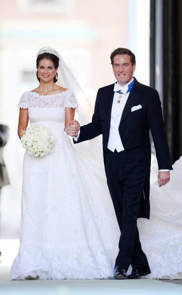 princess madeleine of sweden from the best royal wedding Princess Madeleine Wedding Dress