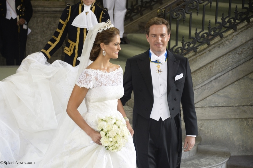 princess madeleine wedding dress valentino archives what Princess Madeleine Wedding Dress