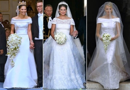 princess madeleine wedding tumblr Princess Madeleine Wedding Dress