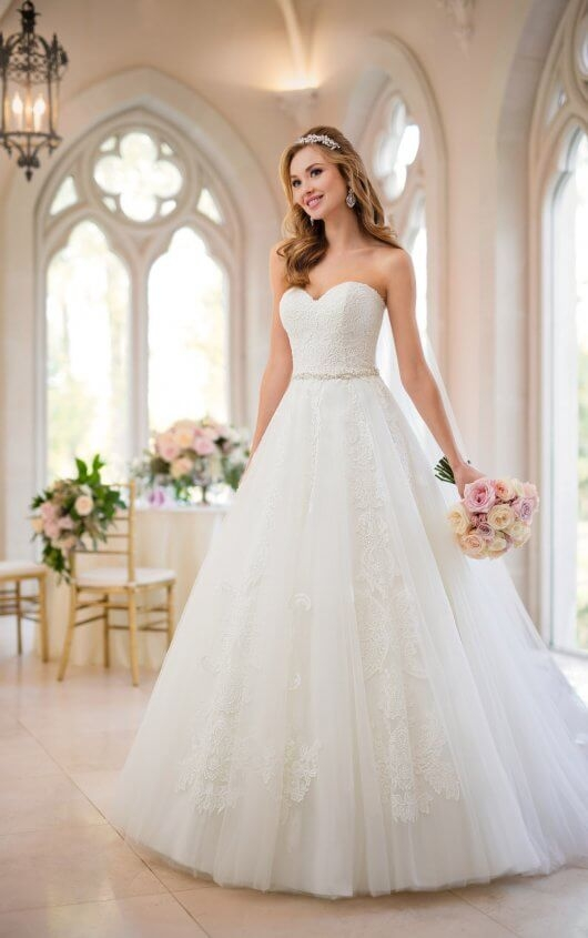 princess wedding dresses wedding dresses stella york Princes Wedding Dresses