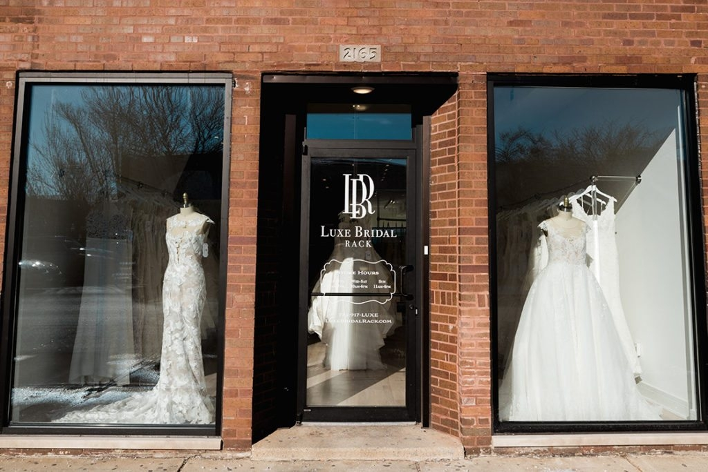 pronovias atelier calla blanche dresses to order luxe Off The Rack Wedding Dresses Chicago