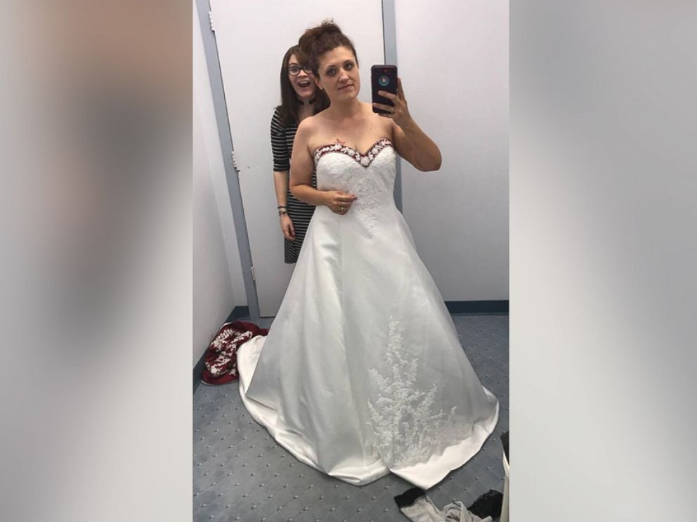 seamstress from abruptly closed bridal store reunites brides The Vow Wedding Dress Store
