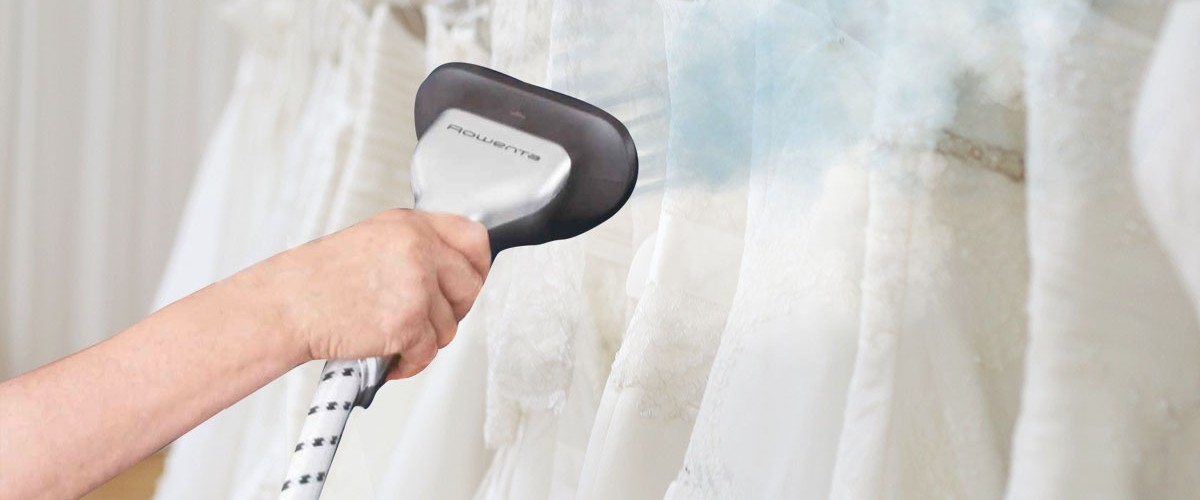services tailor sylvia Wedding Dress Steaming